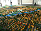 Large City Masterplan Model at 800 Scale