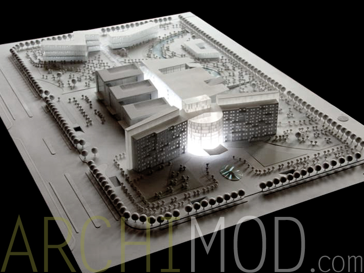 Build A Model Of The White House