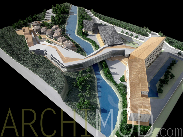 Archimod Hotel And Resort Models