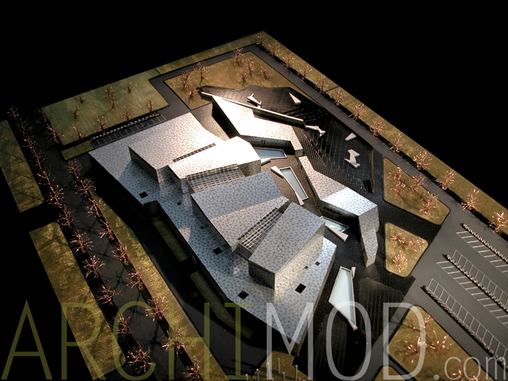 Index of images office complex models for Architectural metal concepts nj