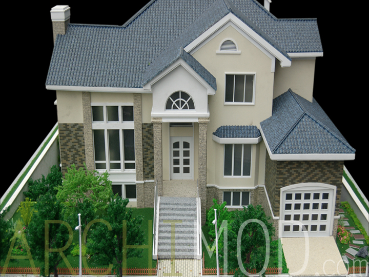 Archimod House Models