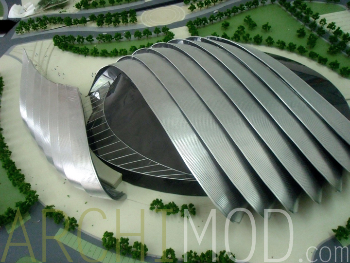 ARCHIMOD :: Stadium and Sport Arena Models