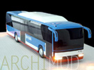 Electric Bus Comcept Model